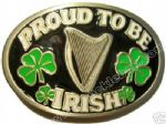 IRISH BELT BUCKLES